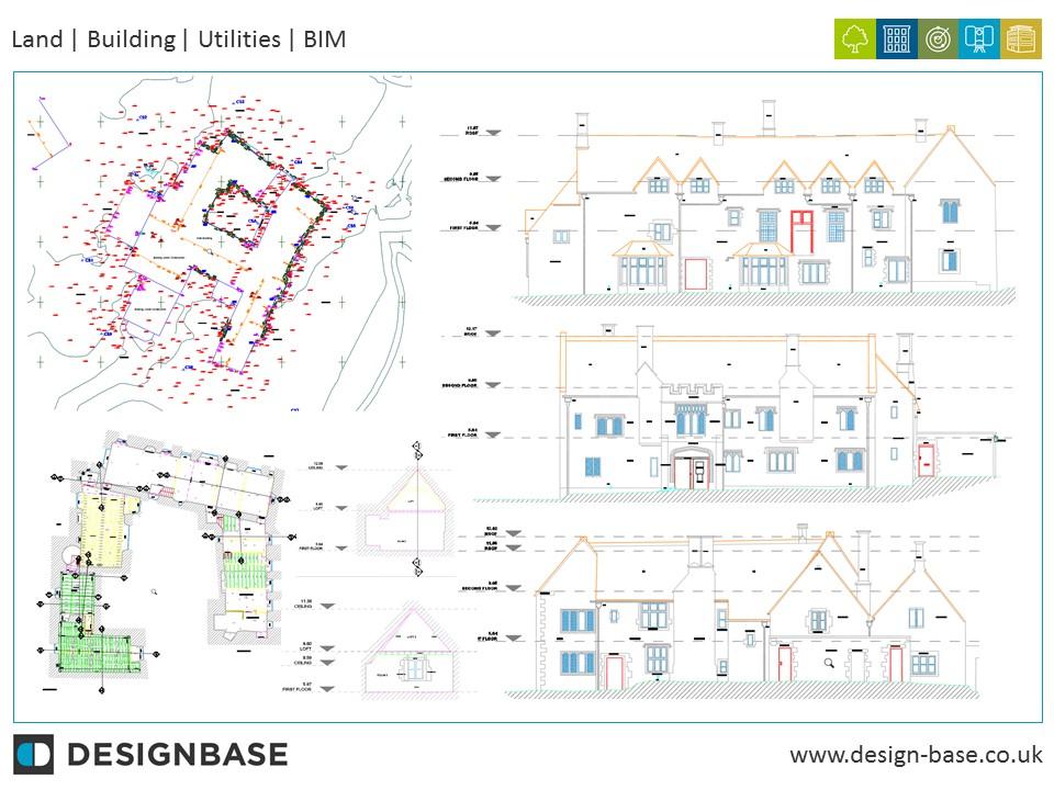 Measured Building Survey Cheltenham