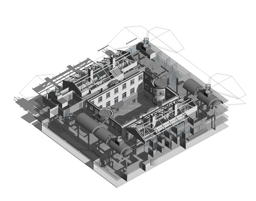 Building Information Modelling in London, Oxford & Chelmsford