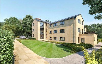 Measured Building Survey, Luxury Apartment Complex, Bath