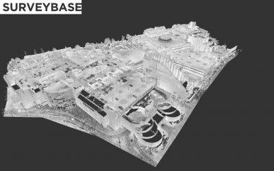 3D Measured Building Survey, Centrale Shopping Mall, Croydon, London