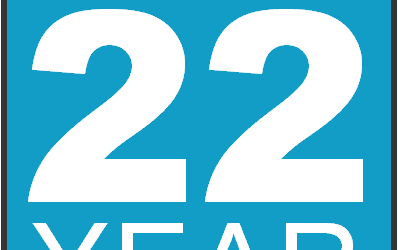 Celebrating 22 Years In Business