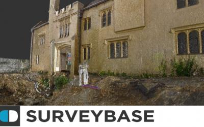 Digital Heritage Measured Building Survey, Private Mansion, Cheltenham