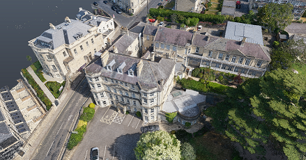 UAV Survey, Bath, UK