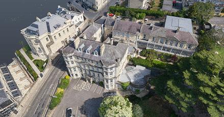 UAV Survey, Bath, UK