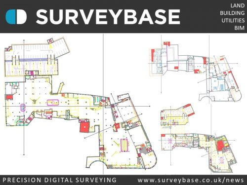 Measured Building Survey Birmingham, UK