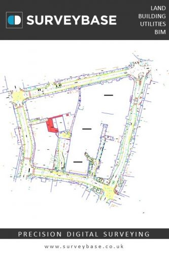 Topographical Survey Birmingham, UK