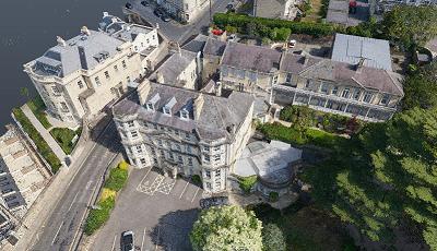 UAV Drone Survey, Bath, UK