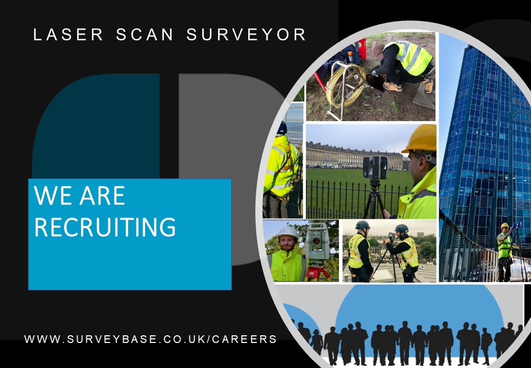 Surveybase Limited Seeking Expert Faro Focus 3D Laser Scan Surveyor