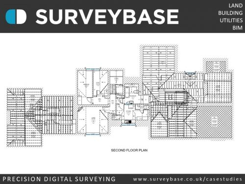 3D Laser Scan Measured Building Survey, Oxford