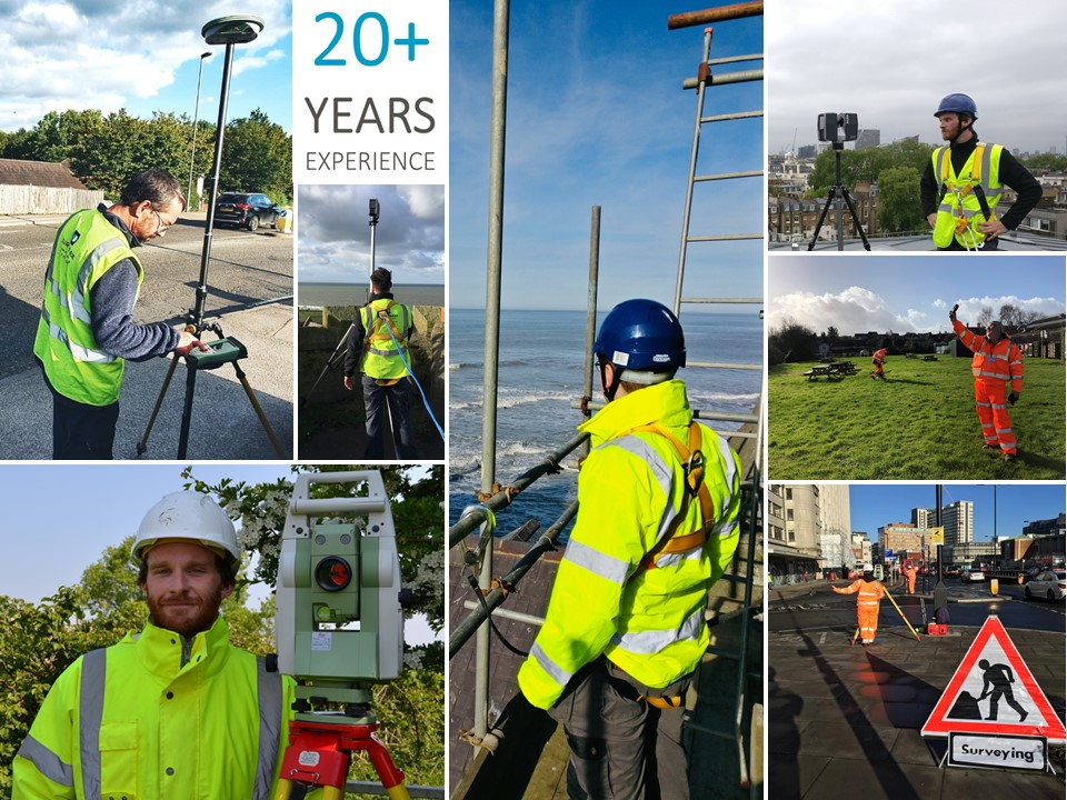 Surveybase Limited 20 Years Plus Experience In Land, Topographical & Measured Building Surveying