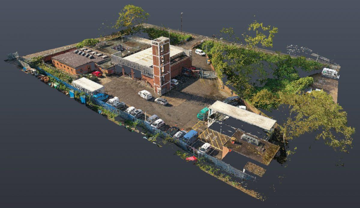 UAV Survey, Bristol