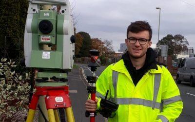 Introducing Ben Bradshaw, Land Surveyor, East Region