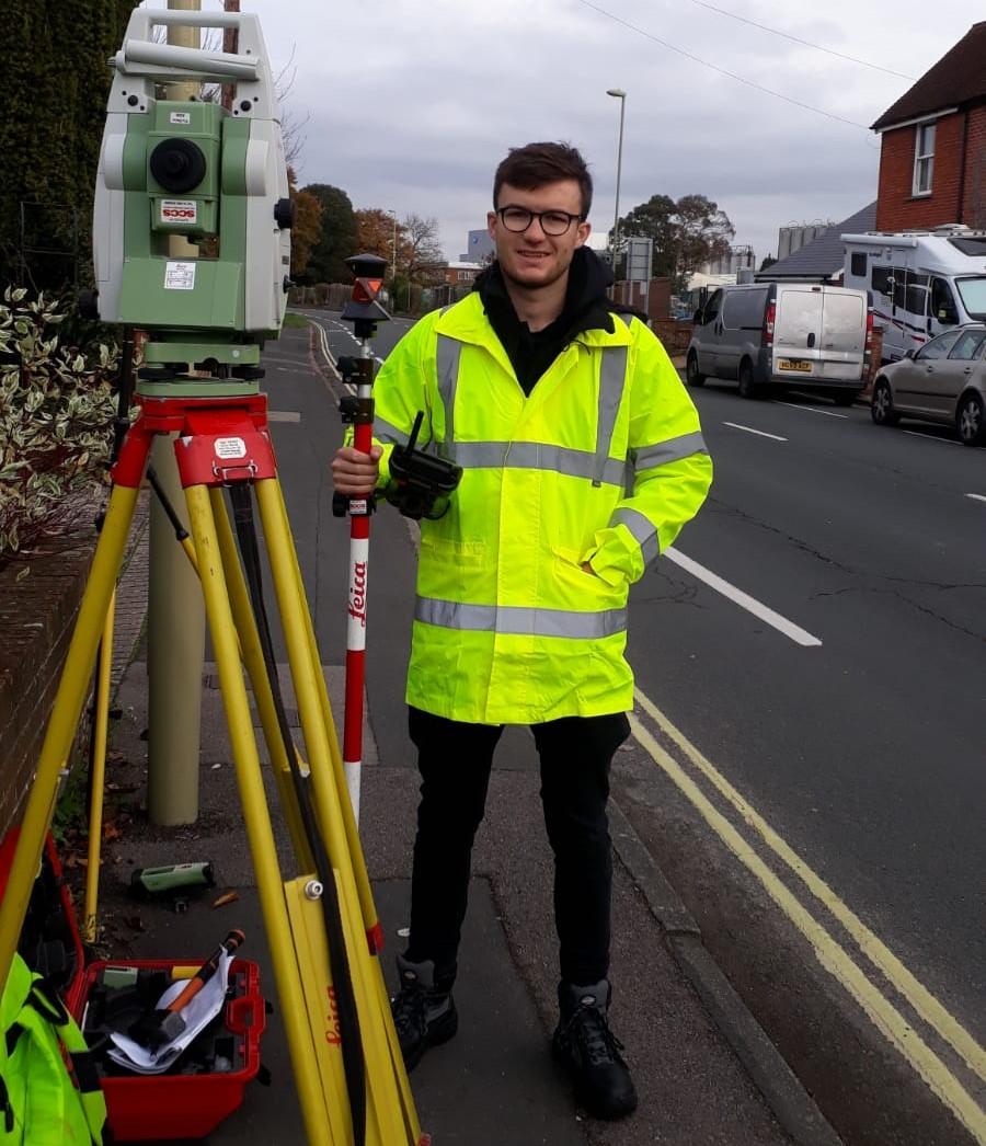 Topographical Survey and Measured Building Survey, Reading, Berkshire, Buckinghamshire, Oxfordshire, Surrey & West London