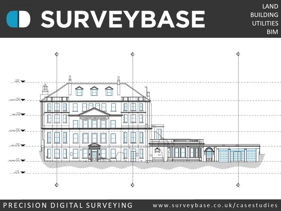 Measured Building Survey, Guilford, Surrey