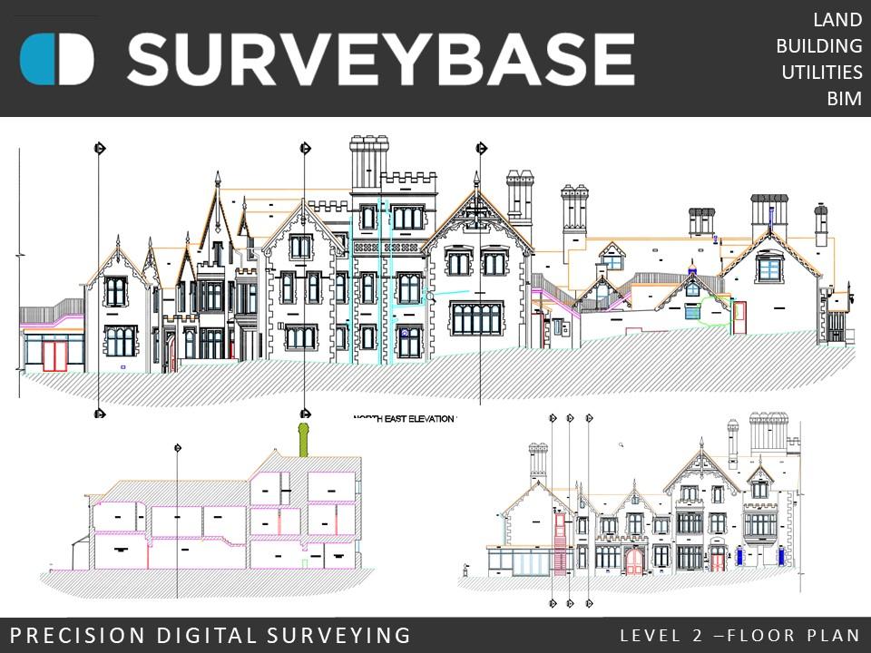 Measured Building Survey, Aylesbury, Buckinghamshire