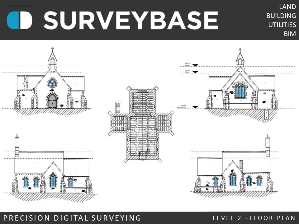 Measured Building Survey, Reading, Berkshire