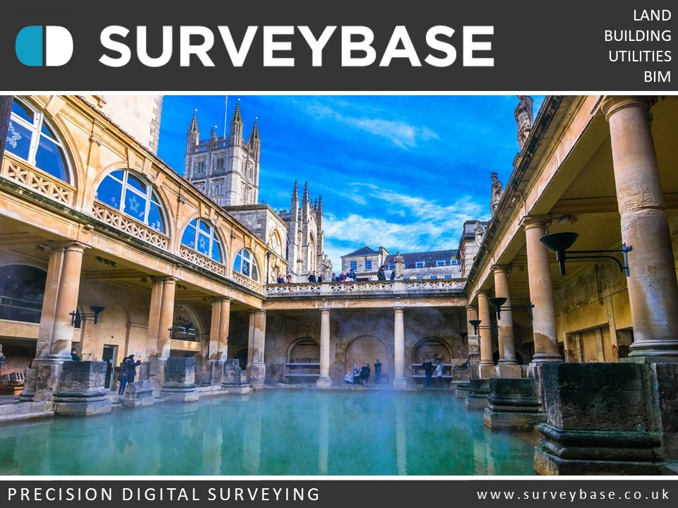 Surveybase Limited offer a Measured Building Survey service for private houses and commercial property in Bath & Somerset.