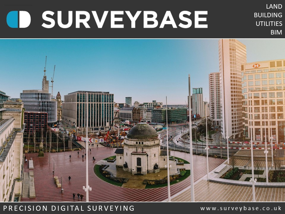 Surveybase Limited offer a Measured Building Survey service for private houses and commercial property in Birmingham and the West Midlands.