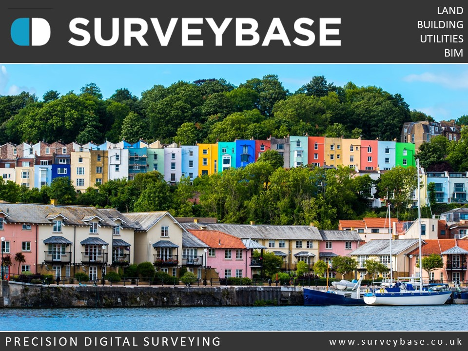 Precision Digital Measured Building Surveys, Bristol
