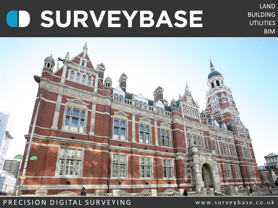 Precision Digital Measured Building Surveys, Croydon