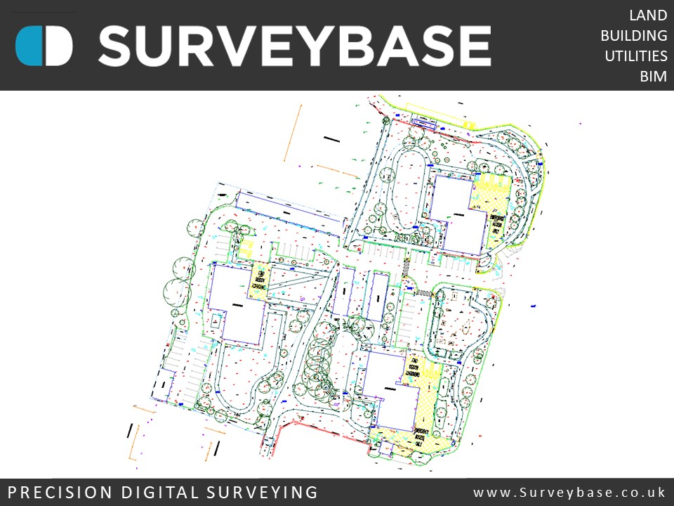 Topographical Survey Bristol
