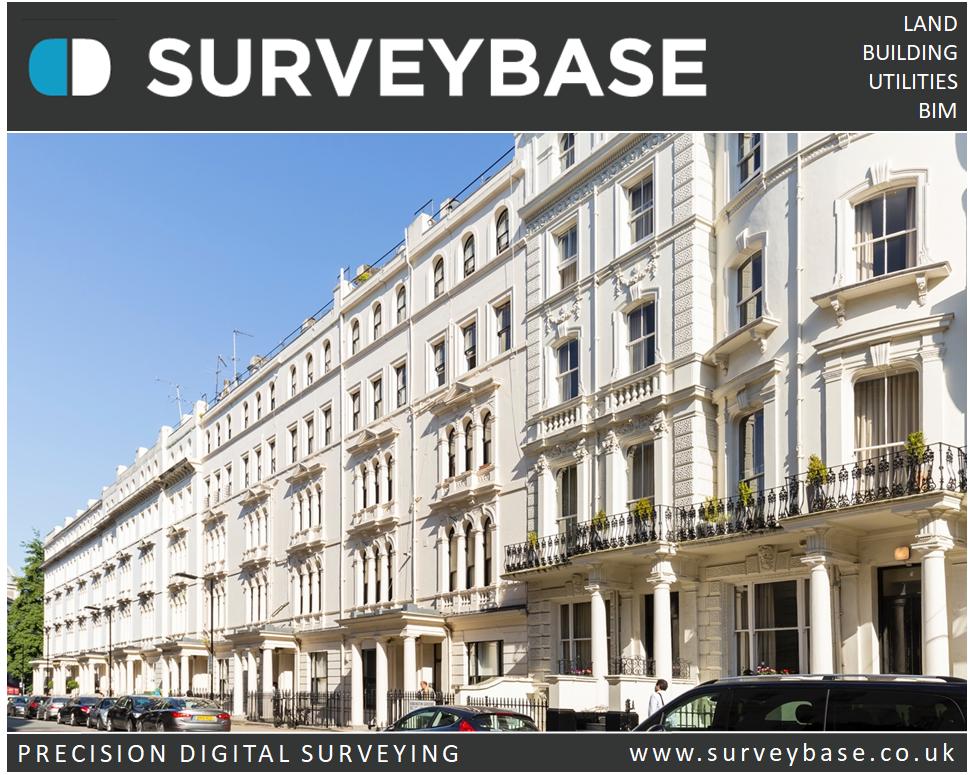 Measured Building Surveys, London