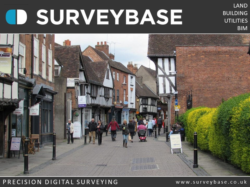 Surveybase Limited offer a Measured Building Survey service for private houses and commercial property in Worcester, Hereford and Tewkesbury.