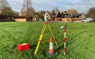 Precision Topographical Surveying; Reading