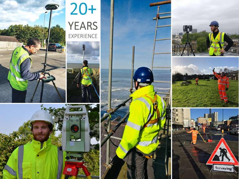 Surveybase 20 years service company