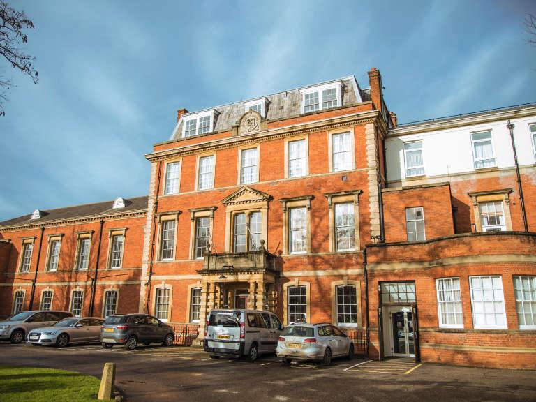 Surveybase The Royal Buckinghamshire Hospital Aylesbury