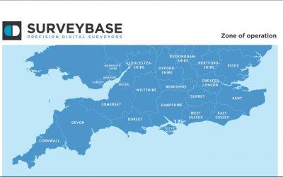 Surveybase Zone of Operation
