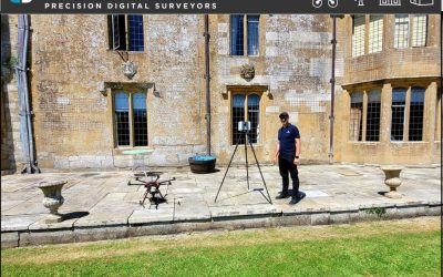 Precision Laser Scanning Surveys; Croydon and South London